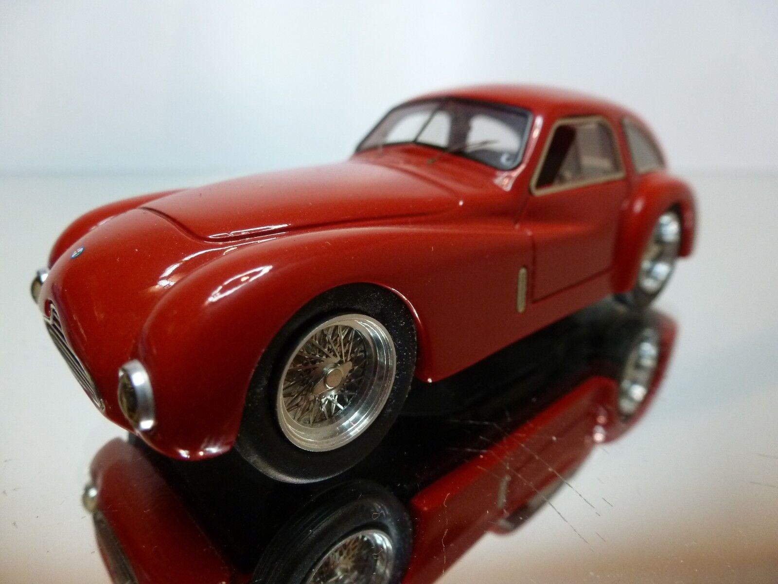 ALFA MODEL 43 ALFA ROMEO 6C 2500 COMPETIZIONE 1948 - rot 1 43 - EXCELLENT 13