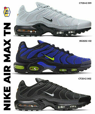 Nike Air Max TN plus Chaussures Hommes Chaussures De Sport Sneaker ...