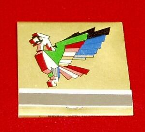 Vintage-Las-Vegas-Thunderbird-Hotel-Matchbook-Unstruck