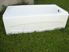 "AMERICAN STANDARD BATH TUB 60"" X 30"" WHITE ++++ PICK UP ONLY+++++"