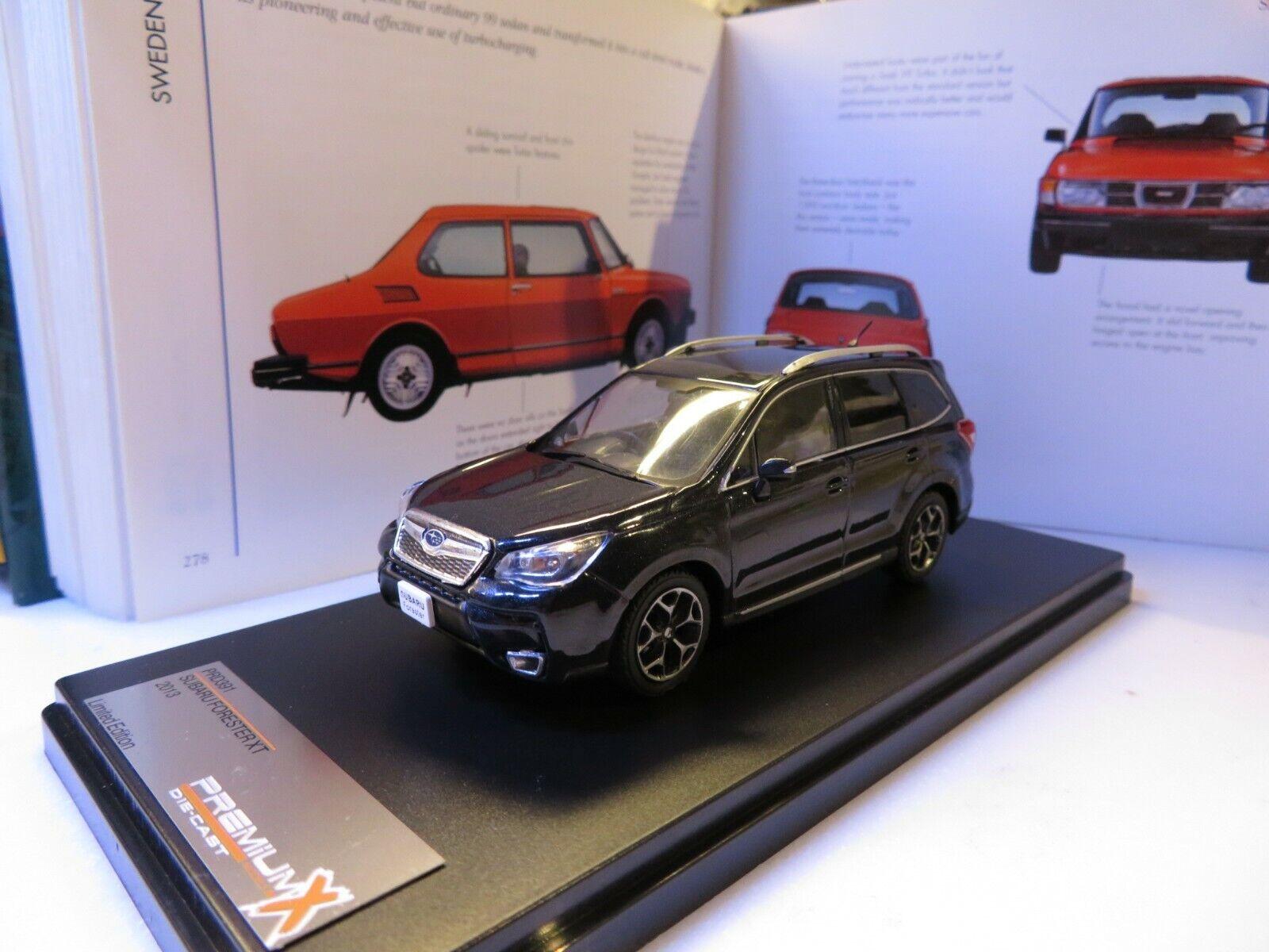 acquista la qualità autentica al 100% 1 43 43 43 Subaru Forester XT 2013 diecast (RHD)  Spedizione gratuita per tutti gli ordini