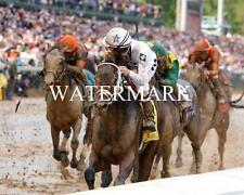 SUPER SAVER 2010 Kentucky Derby Winner Calvin Borel Horse Racing 8 x 10 Photo