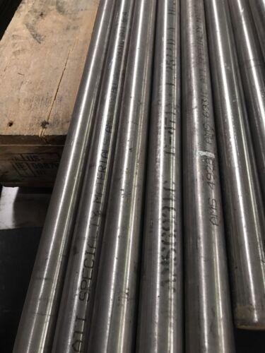 """Titanium Round Bar 6AL-4V grade 5 AMS 4928  3.25 X 12/"""""""