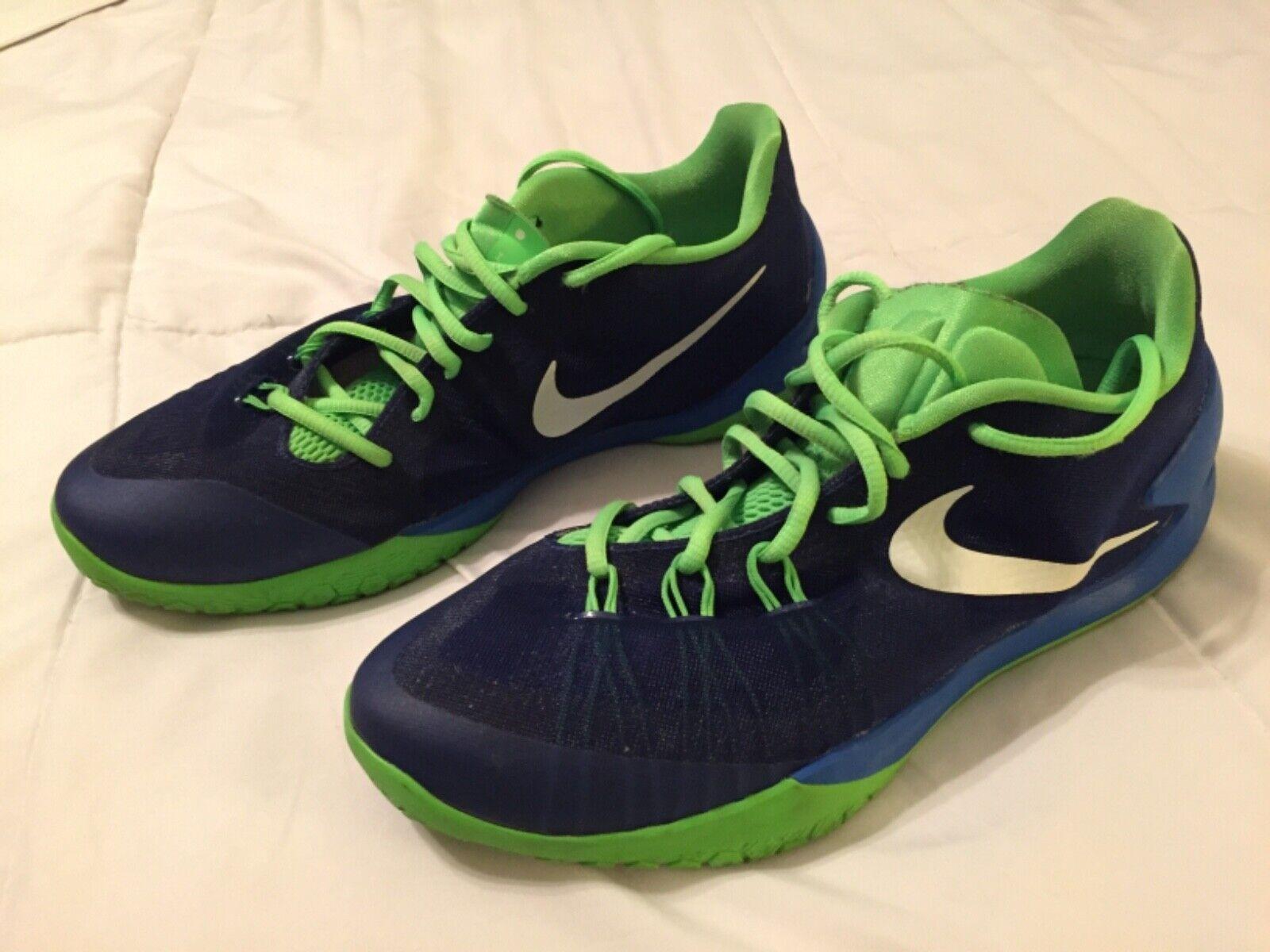 Gli uomini sono nike hyperchase scarpe da basket 44 blu reale 705363-413 verde | Nuovo 2019  | Uomini/Donna Scarpa
