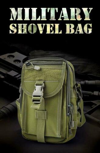 F-A3 Survival Shovel w//Military Style Pouch23 in 1Premier US Distributor