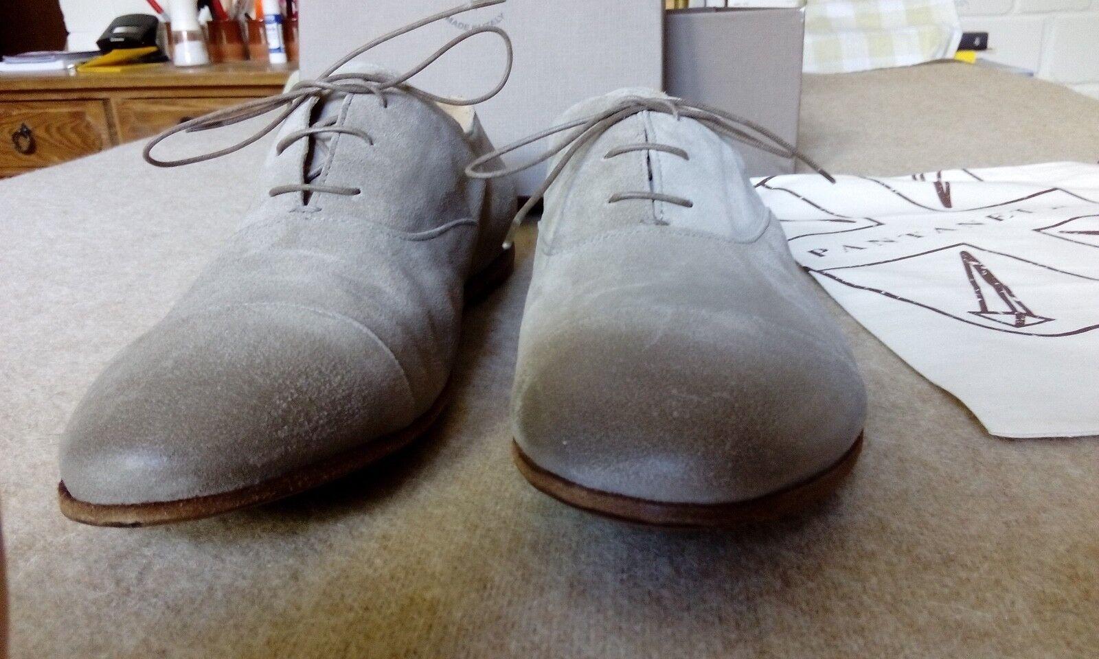 PANTANETTI ital. Designer Schuhe Größe 45 TOP Qualität NEU inkl. Karton Slipper