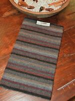 1/4 Yd 100% Wool For Rug Hooking Or Wool Applique In The Navy