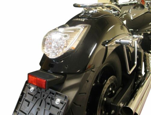 Indicators Yamaha XVS950 Midnight Star LED Combination 2 In 1 Rear Tail Light