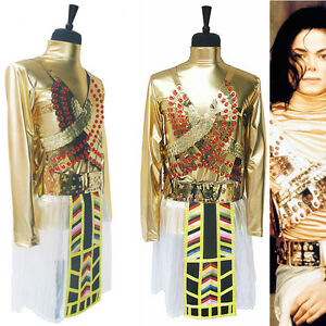 RARE MICHAEL JACKSON MJ Egypt Pharaoh Do You Remember The Time Full Set Unique