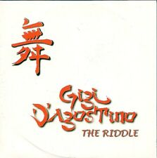 CD SINGLE 4 TITRES--GIGI D'AGOSTINO--THE RIDDLE--2000