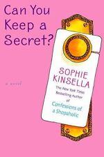 Sophie Kinsella~CAN YOU KEEP A SECRET?~SIGNED 1ST/DJ~NICE COPY