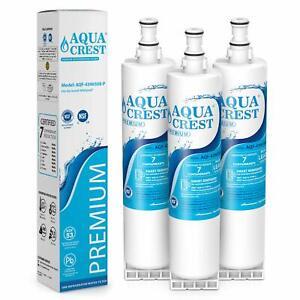 Aqua Fresh Replacement Water Filter Fits Whirlpool ED5FHGXKQ02 Refrigerators