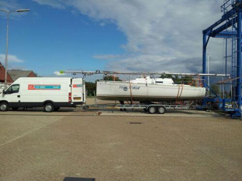 bootstransport bis 3000 kg Segelboote Yachten & Kielboote