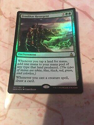 Green Oath of the Gatewatch Mtg Magic Rare 1x x1 1 PLAYED Zendikar Resurgent
