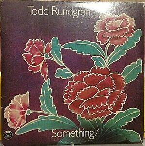 TODD RUNDGREN Something/Anything  Double Album Released 1972 Vinyl/Record USA