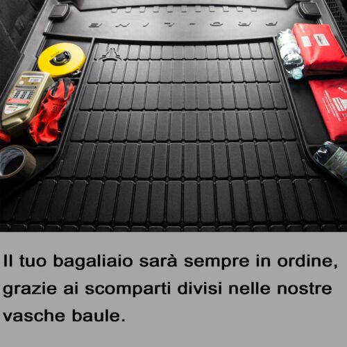 SW Tappetini e Vasca Baule SEAT Leon III ST 2013 in poi
