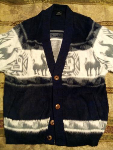 lana Maglione in d'alpaca lana 100 Artesanias d'alpaca OqpxZqw5