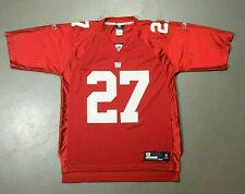 Reebok Men's Large NFL NY Giants Brandon Jacobs #27 Jersey for ...