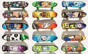 Fingerskateboard Finger board vers.Motive 3 Formen Mitgebsel Tombola Giveaway Großhandel & Sonderposten
