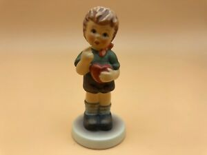 Hummel-Figurine-2050-B-Get-Me-Also-3-1-2in-1-Choice-Top-Zustand
