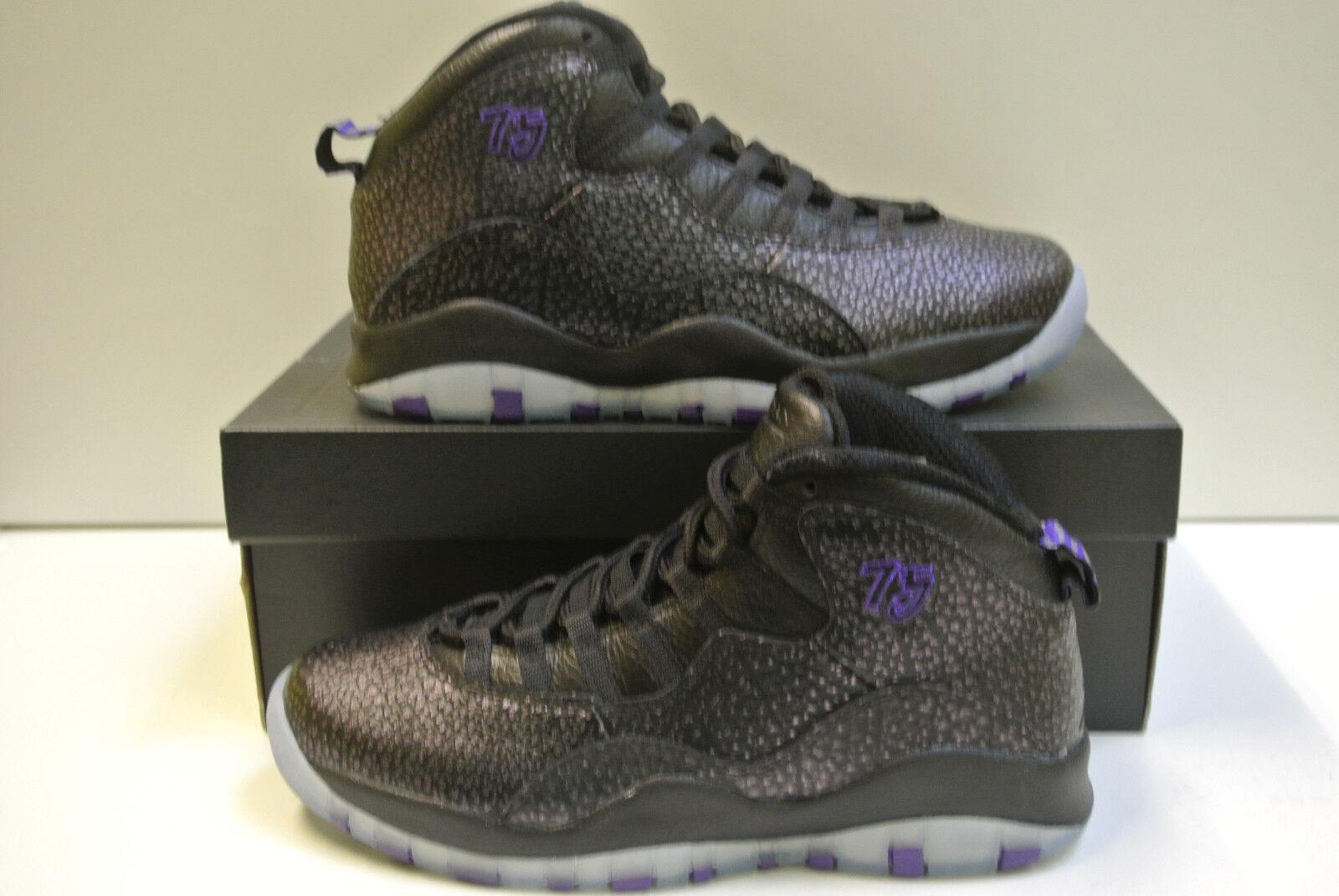 Nike Air Jordan 10 RETRO / 310805 ENUEVO Y EMB. orig. 310805 / 018 933147