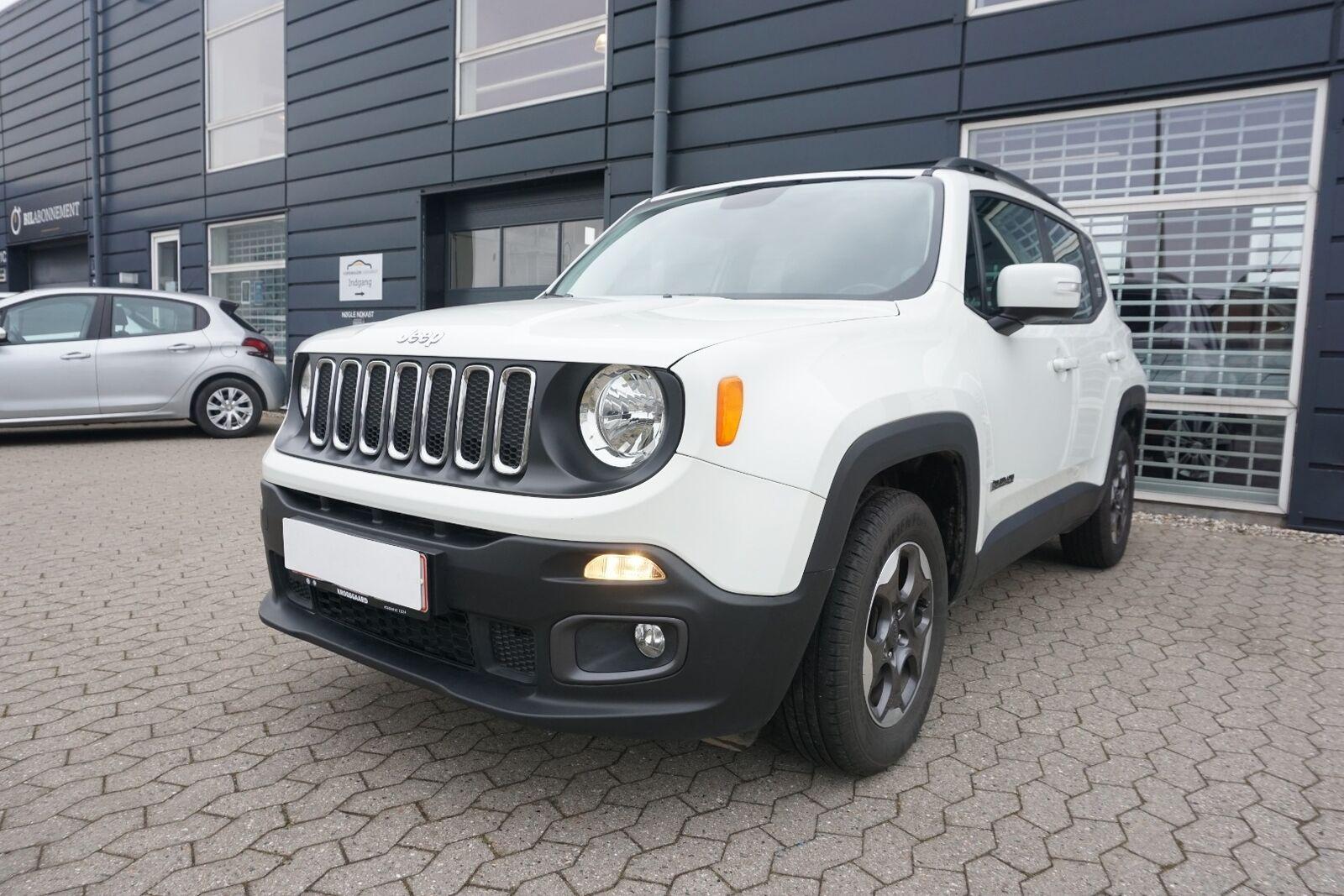 Jeep Renegade 1,6 Longitude 5d