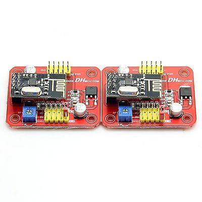 DIY Wireless Servo Controller Follow Focus Rocker Control Transmitter/Receiver