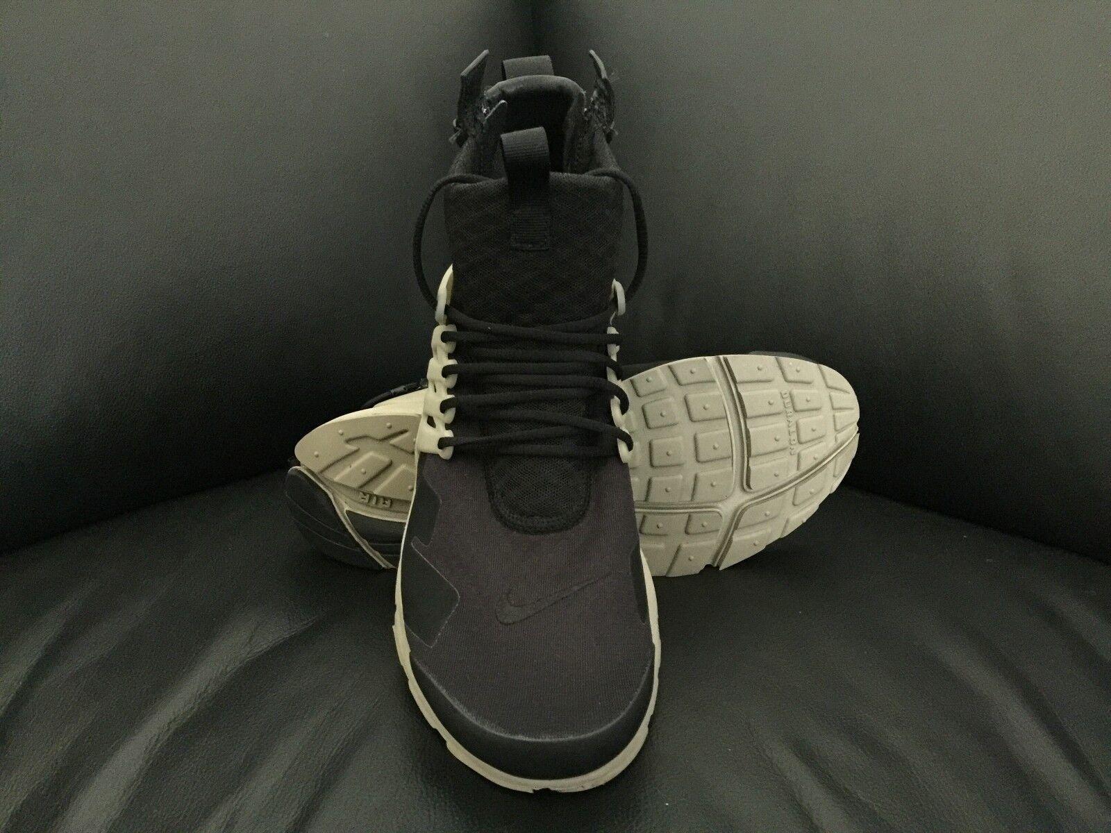 Nike X Acronym Presto Mid 1.0, Bamboo, (844672-001), Medium