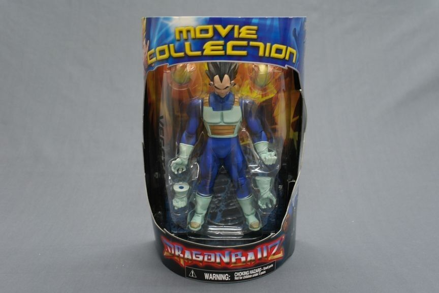 (T7E6B) Dragon Ball Z DBZ movie collection Vegeta Funimation