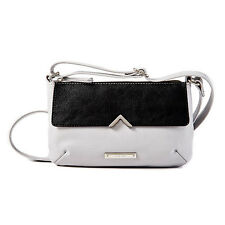 Nine West V For Me Crossbody Bag Light Cobblestone