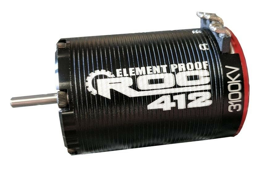 Tekin ROC412 HD Element Proof Sensorosso Brushless Crawler Motor 2300kV TEKTT2632