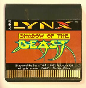 Atari-Lynx-Shadow-of-the-beast