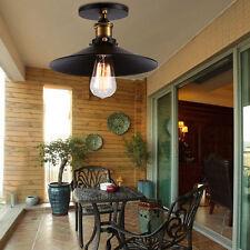 Retro Vintage Industrial Hängende Deckenlampe Licht für Balkon Korridor Veranda