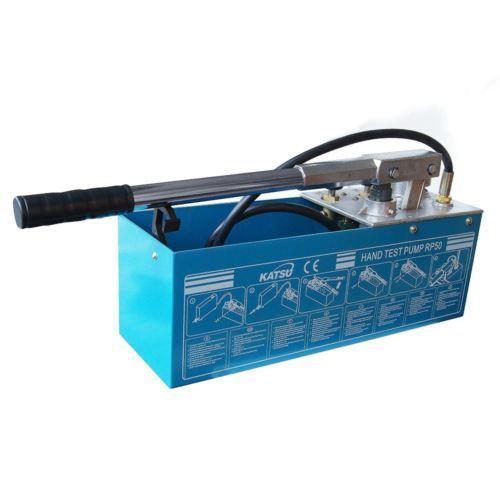 12 LITRI linea di galleggiamento Sistema Di Riscaldamento Perdita Pressione Idraulico Pompa Tester 318923