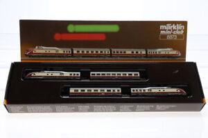 Z-Marklin-mini-club-8873-Diesel-Triebzug-VT-11-5-Diesellok-analog-OVP-I27