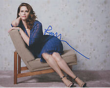 AMY LANDECKER Hand Signed 8 x 10 SEXY Photo Autograph w/ COA Nice Pic & AUTO
