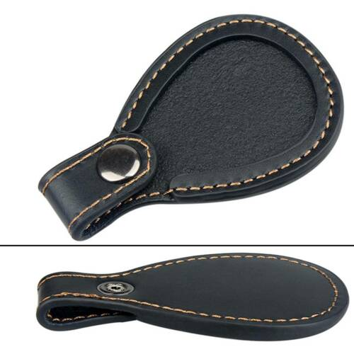 Real Leather Toe Rest Shoe Protector Pad Gun Target Clay Barrel Shooting