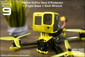 GoPro-Hero-9-Black-Protector-and-FPV-Mount-for-Drones-Pick-From-Multiple-Colors