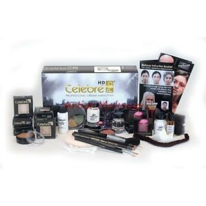 mehron celebre cream professional complete makeup kit