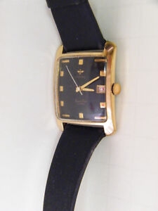 Details about JOVIAL GRAND LUXE # 666153 RARE SWISS MADE MENS VINTAGE WATCH