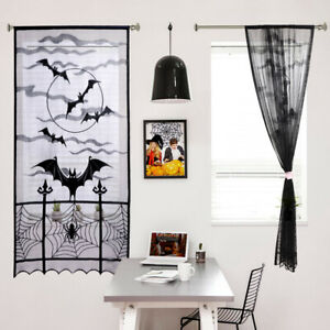 Bat-Spiderweb-Lace-Door-Curtain-Window-Panel-Props-for-Halloween-Party-Decor