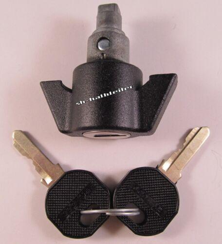2 Schlüssel // keys T-bar lock SCHROFF 62406-096 Knebelschloss