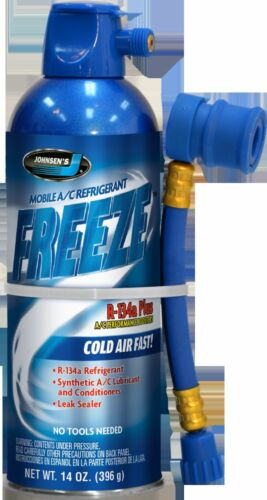 R134A Refrigerant Freeze R134a Plus with charging hose