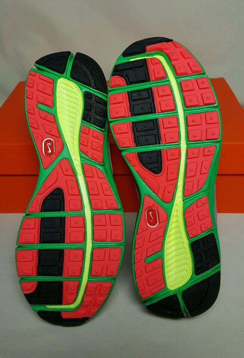 nike 454315 lunarglide + 3 frauen 454315 nike 063 neue / box grau / grünen / rosa 5b0910