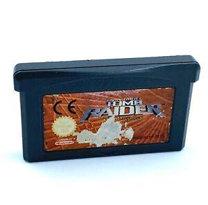 Lara-Croft-Tomb-Raider-the-prophecy-Jeu-Nintendo-Game-Boy-Advance-GBA-PAL