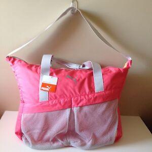 9b57eacc3ea NWT Puma Weekender Tote Gym bag Multifunction Bag Spring Color SALE ...