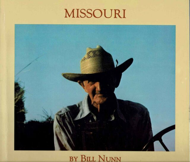 Bill Nunn Missouri Vintage Photography 1982 Descriptions Local Color