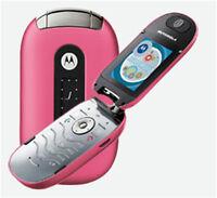 Brand Sealed - Motorola Pebl Pink - Australian Stock