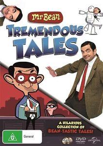 Mr-Bean-Tremendous-Tales-DVD-NEW-Region-4-Australia