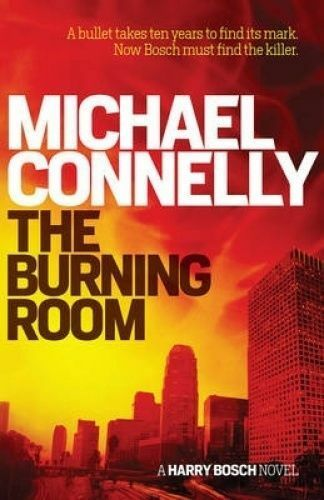 1 of 1 - The Burning Room by Michael Connelly (Paperback, 2015)